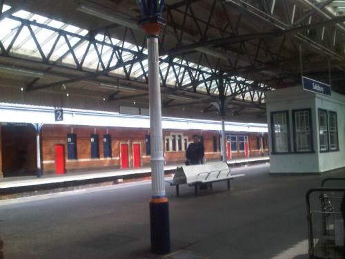 Station de Salisbury